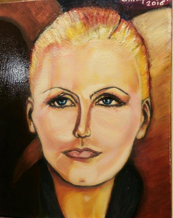 Greta Garbo por giampieropignatelli